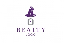 Real Estate Wizard Logo