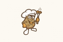 Potato Chef Logo