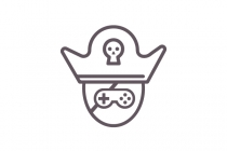 Pirate Games  Logo
