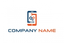 Phone Repair Logo