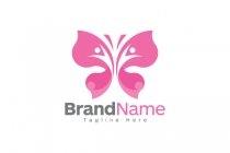 Our Butterfly Logo