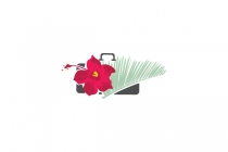 Tropical Suitcase Logo