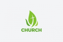 Leaf Church  Logo