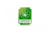Weed Label Logo