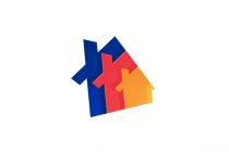 Colorful Home Logo