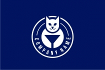 Cat And Cafe Logo