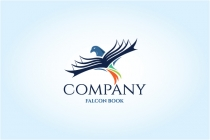 Falcon Book Logo