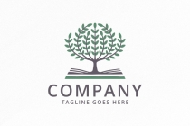 Tree Landscaping Logo