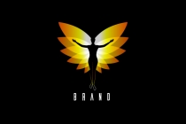 Angel Logo Design...