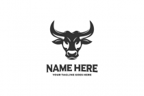 Head Of Cow Logo