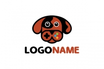 Dog Gaming Logo