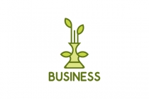 Potted Plants Logo