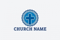 Creative Blue Church...