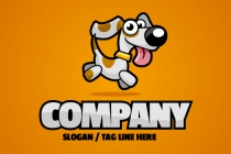 Cartoon Dog Running...