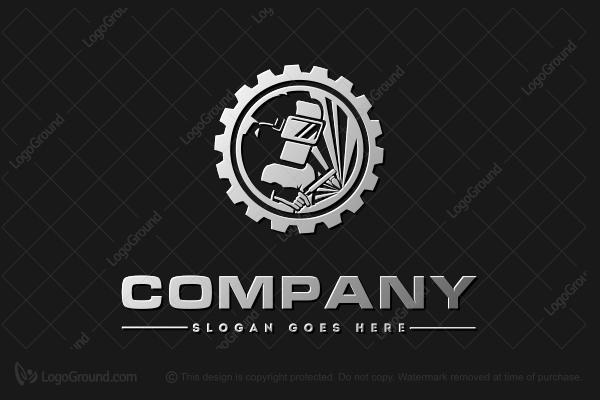 Top Gear Welding Logo