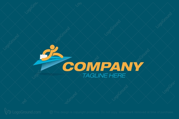 Logo for sale: Fast Company Logo