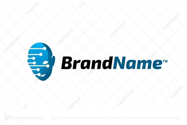 Logo for sale: It Humanology Logo