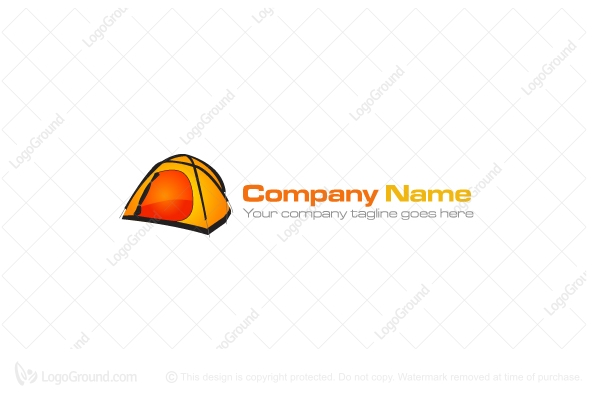 Logo for sale: Camping Logo