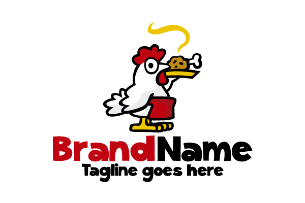 Logo for sale: Chicken Chef Logo