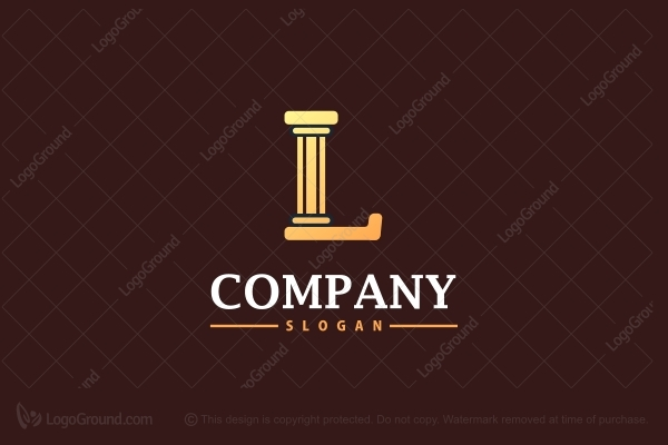 Logo for sale: Pillar Logo