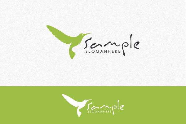 Logo for sale: Cool Colibri Logo