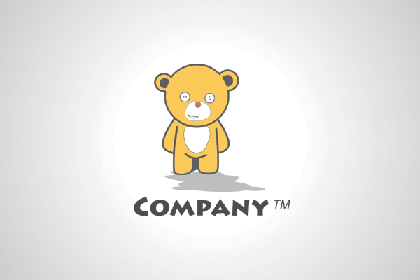 Logo for sale: Little Teddy Logo