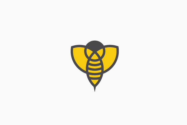 Logo for sale: Bee Logo