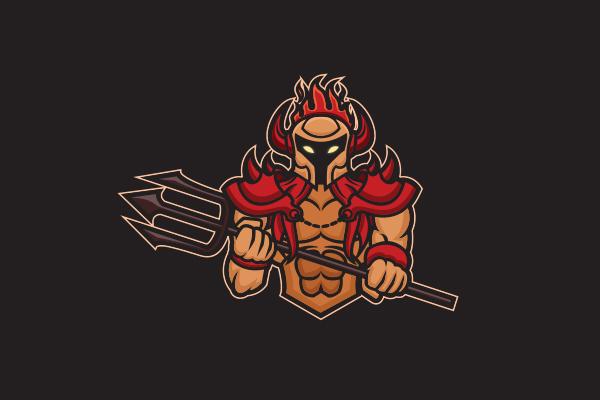Fire Helmet Logo