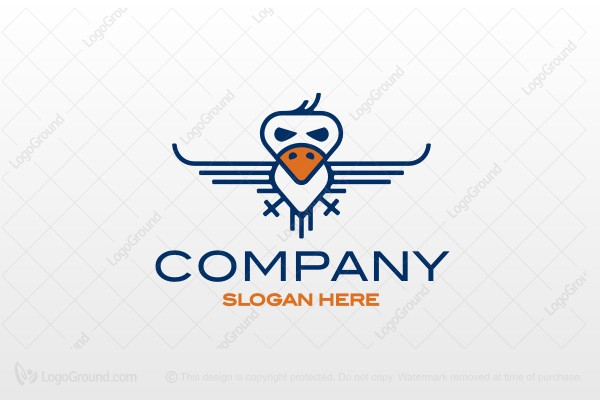 Logo for sale: Bird Logo