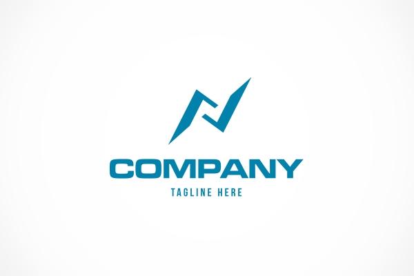 Exclusive Logo 17929, Lightning N Logo