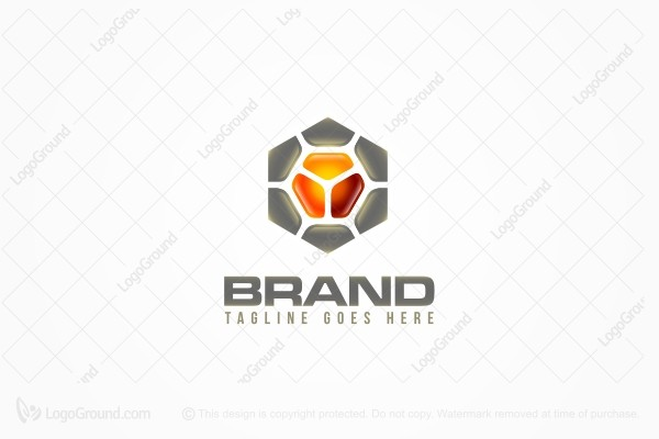 Logo for sale: Hexabug Logo
