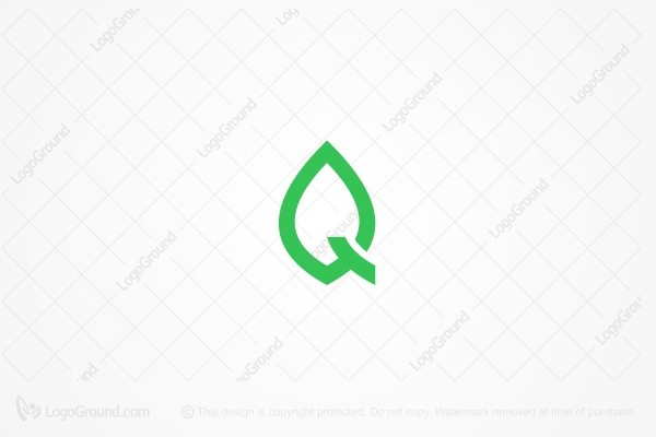 Logo for sale: Quality Leaf Logo