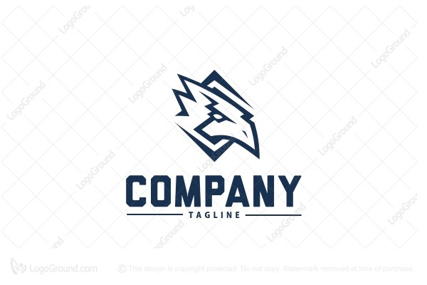 Logo for sale: Blue Bird Logo