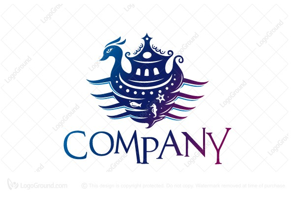 Logo for sale: Dream Boat Logo