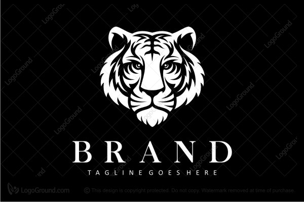 d3103ce4806 White Tiger Logo