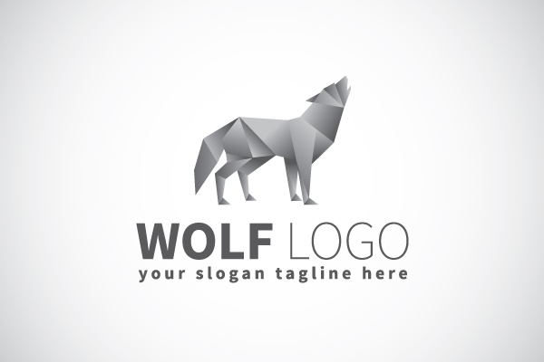 Logo For Sale Wolf