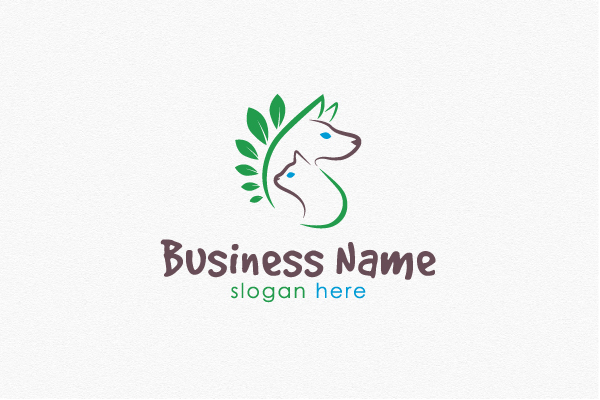 Logo for sale: Pet Herbal Logo