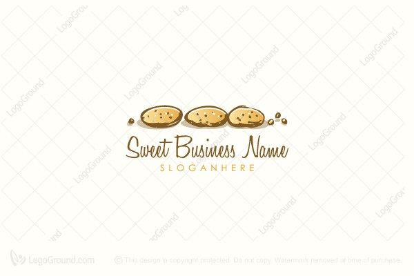 Logo for sale: Homemade Biscuit Logo