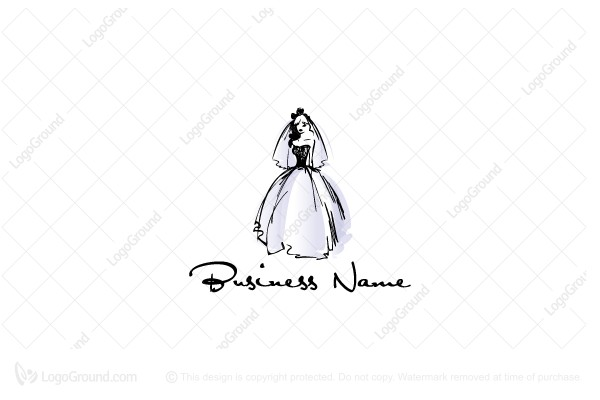 Wedding Dresses Logo