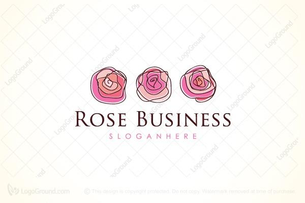 Lovely Roses Logo