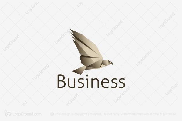 Origami Falcon Logo