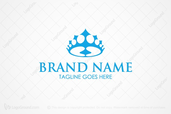 Logo for sale: Royal Feet Logo