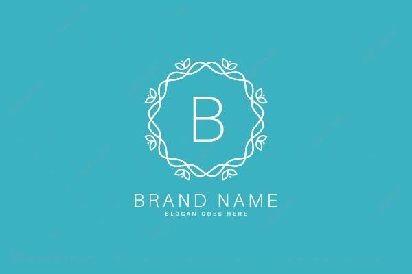 Exclusive Logo 22739, Organic Logo