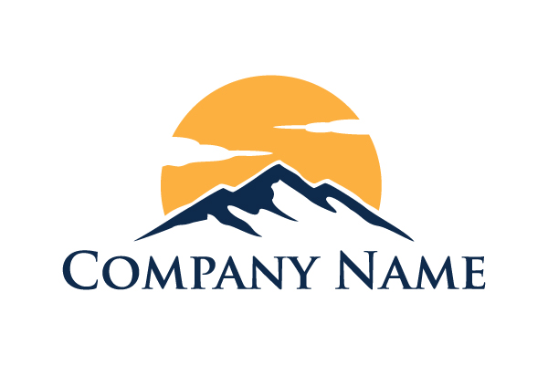 Logo for sale: Mountain Logo