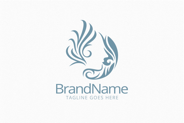Exclusive Logo 18237, Natural Beauty Logo