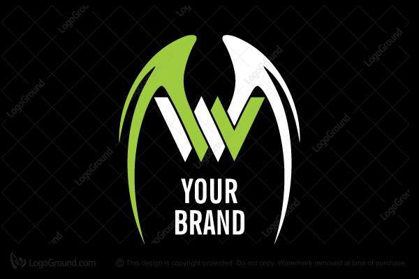 Logo for sale: Wycked Wings Logo