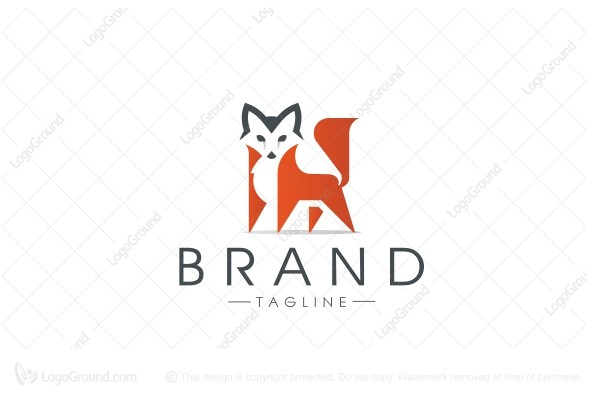 Logo for sale: Fox Logo