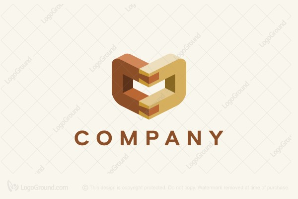 Logo for sale: Love Carpentry Logo