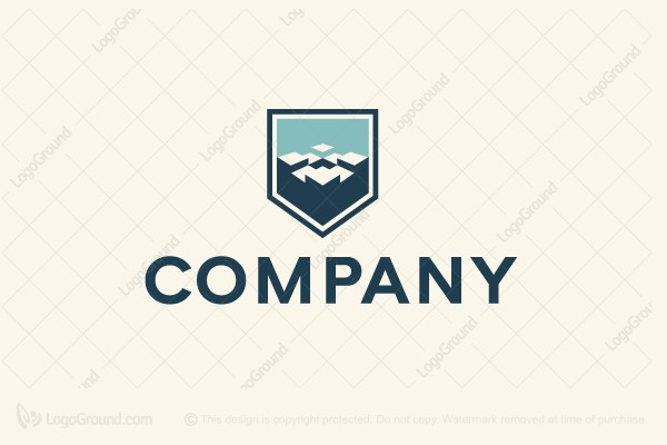 Logo for sale: Fort Logo