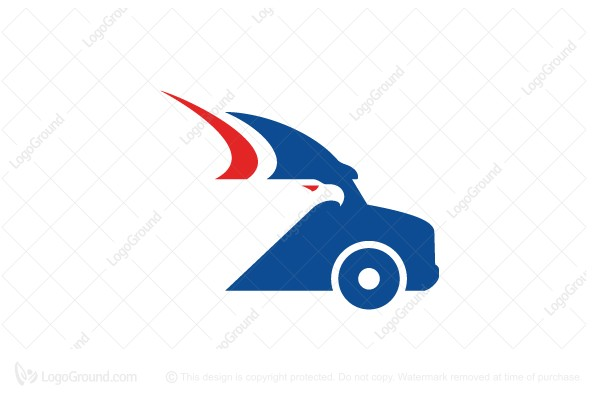 eagle truck head logo rh logoground com truck logos in russia truck logos images